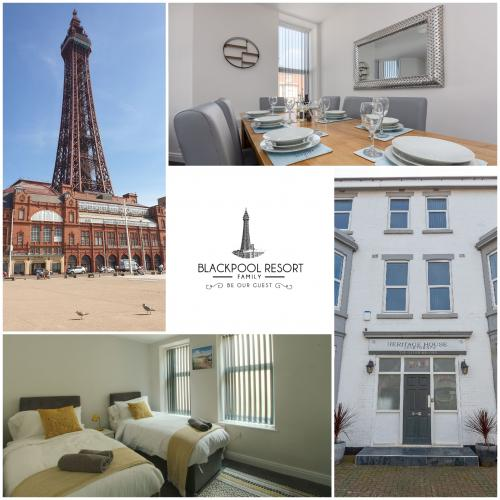 Win a Free Holiday with Blackpool Resort Family